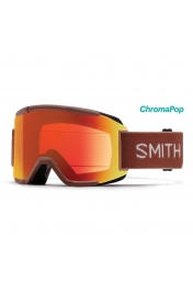 SmithOptics Squad Adobe Split ChromaPop Everyday Red