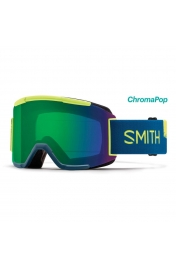 SmithOptics Squad Acid Resin ChromaPop Everyday Green Mirror
