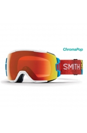SmithOptics Vice Burnside ChromaPop Everyday Red Mirror