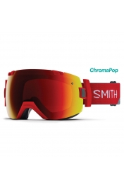 SmithOptics I/OX Fire Split ChromaPop Sun Red Mirror