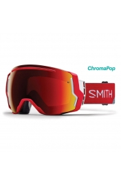 SmithOptics I/O7 Reactor Split ChromaPop Sun Red Mirror