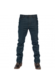 Pantaloni L1 One Raw Blue Denim