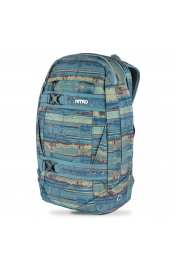 Rucsac Nitro Aerial Frequency Blue